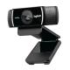 Brand New Original LOGITECH C922 WEBCAM, 1080P FULL HD, 2 X BUILT IN MIC (STEREO), USB CONNECT, 2YR WTY
