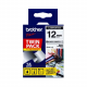 Brother  TZE-231V2TWINPACK - 12mm Black on White Twin Pack