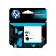 HP C9351AA #21 Black Ink Cartridge (185 page yield)